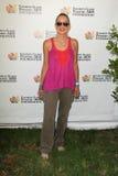 Sharon Stone an der Grundlage Elizabeth-Glaser   Lizenzfreies Stockbild