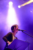 Sharon Van Etten performs at Heineken Primavera Sound Stock Photo