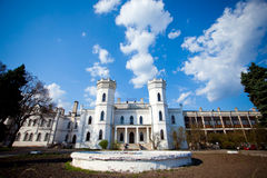 Sharovsky castle Royalty Free Stock Photo