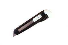 Sharp art craft knife Royalty Free Stock Photos