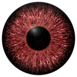 Sharp attractive deep eye texture 3D 10 Royalty Free Stock Image