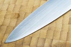 Sharp blade knife Royalty Free Stock Image