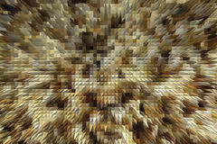 Sharp brown blurred texture Stock Photos