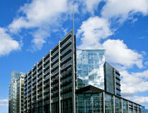 Sharp Building Royalty Free Stock Images