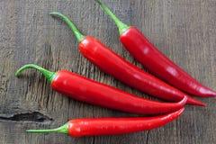 Sharp chili Royalty Free Stock Photography