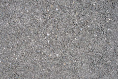 Sharp edged raw asphalt Stock Images