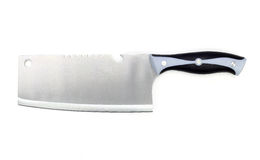 Sharp knife of the butcher Royalty Free Stock Photography