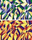 Sharp patterns Royalty Free Stock Image