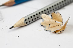 Sharp pencil Stock Images