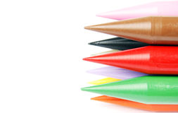 Sharp pencils Royalty Free Stock Photos