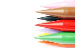 Sharp pencils Royalty Free Stock Photos