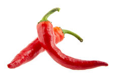 Sharp pepper Royalty Free Stock Photography