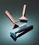 Sharp razors Royalty Free Stock Photography