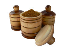 Sharp spices Stock Images