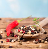 Sharp spices Royalty Free Stock Photo