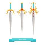 Sharp Sword Stock Photography