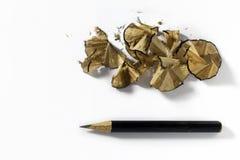 Sharpen pencil Stock Photos
