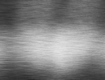 Sharpen a textura metálica fotografia de stock