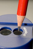 Sharpen your pencil 2 Royalty Free Stock Photo