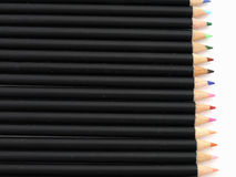 Sharpened Pencils Royalty Free Stock Photography