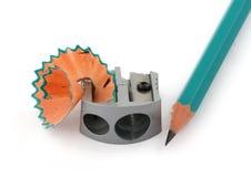 sharpener μολυβιών Στοκ Φωτογραφίες