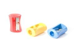 sharpener μολυβιών Στοκ εικόνα με δικαίωμα ελεύθερης χρήσης