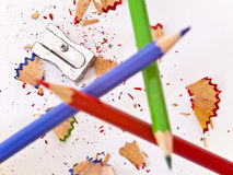 Sharpener Royalty Free Stock Photography