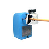 Sharpener of pencil Stock Photography