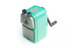 Sharpener of pencil Royalty Free Stock Image