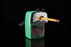 Sharpeneren och ritar Fotografering för Bildbyråer