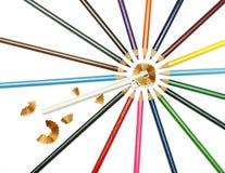 sharpeners μολυβιών σχεδίων Στοκ Φωτογραφίες