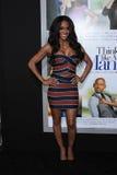 Sharya bij het Pan-African Festival van de Film   Royalty-vrije Stock Foto