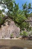 Sharyn River kazakhstan imagen de archivo libre de regalías