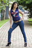 Shashi Anjelina Lizenzfreies Stockbild