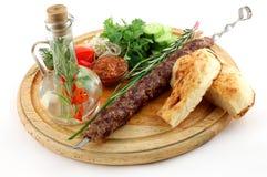 Shashlik Stock Foto's