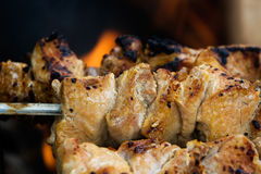 Shashlik Royalty Free Stock Photos
