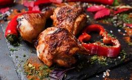 Shashlik portion georgian national cuisine Royalty Free Stock Photography