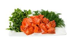 Shashlik Shish Kebab Royalty Free Stock Photos
