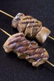 Shashliks saborosos Imagens de Stock