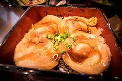 Shashu猪肉 图库摄影