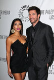 Shasi Wells, Dylan McDermott  Royalty Free Stock Photo