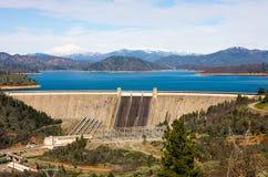 Shasta Dam Royalty Free Stock Photos