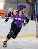 Shasta Derby Girl royalty-vrije stock foto