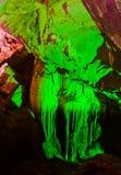 Shasta jeziorni Caverns Fotografia Royalty Free
