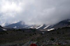 Shasta mountain Range, California, USA Royalty Free Stock Image