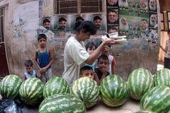 Shatila Palestinian Camp Stock Photos