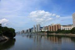 Shatin,香港 免版税库存图片