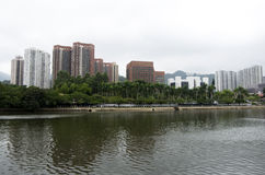 Shatin Hong Kong Imagem de Stock Royalty Free