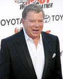 shatner william Royaltyfri Bild