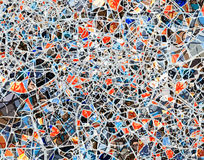 Shattered background Stock Image